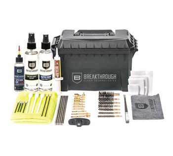 Weapon Cleaning Kit