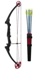 Great starter bow for archers of all ages