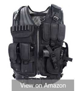 Yakeda Tactical CS Field Vest Outdoor