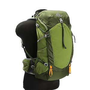 The Gregory Men's Zulu 30L Pack is a lightweight day pack for fast and speedy adventures