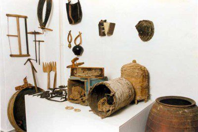 Ancient Beekeeping Tools