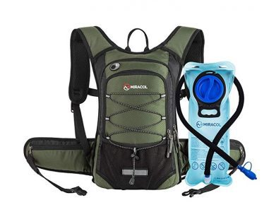 Miracol Hydration Backpack 2L