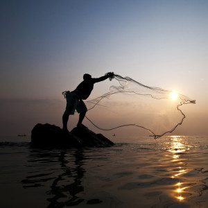Primitive Fishing Will Give You A Sustainable Food Source