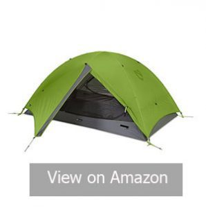 Backpacking Tent with Footprint