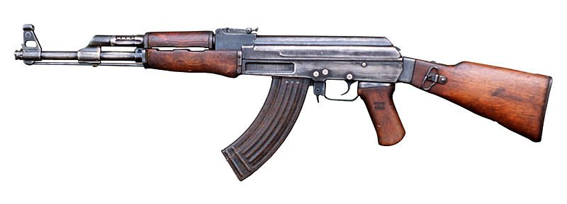 AK-47 Type 2 Assault Rifle Kalashnikov