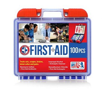 First Aid Kit 100 pcs