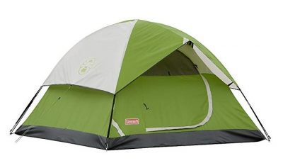 Coleman Tent for Cmaping