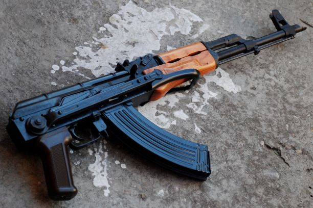 AKM Assault Rifle