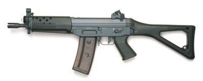 Zombie Weapon SIG 552 Commando Assault Rifle