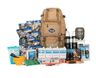 Premium Family Emergency Survival BagKit