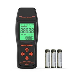 Meterk EMF Meter Electromagnetic Field Radiation