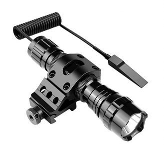 Feyachi FL11 Tactical Flashlight 1200 Lumen