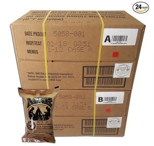 ULTIMATE MRE Case A and Case B Bundle