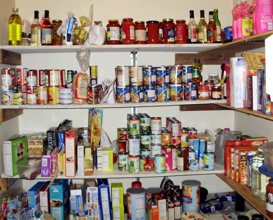 Food Stockpile