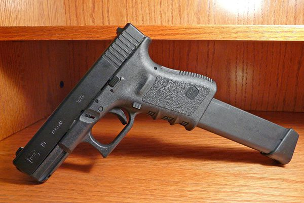 Glock 19 With ExMag