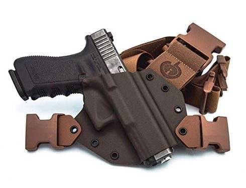 Kenai Chest Holster For Glock 19
