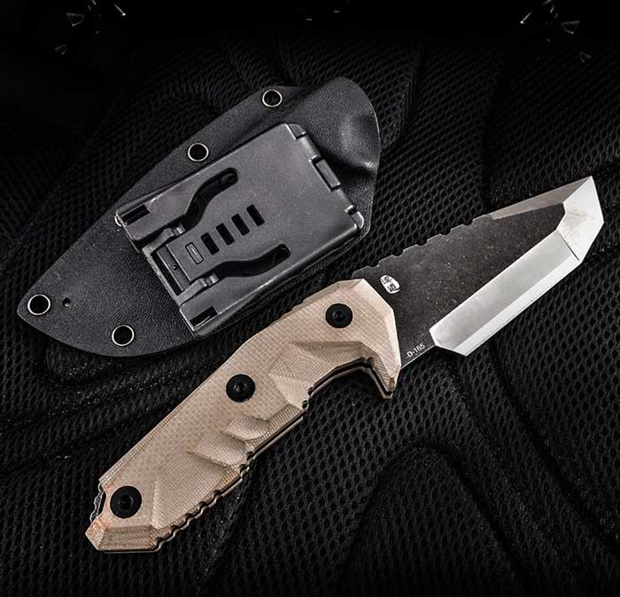 Outdoor D2 Survival Knife Blade