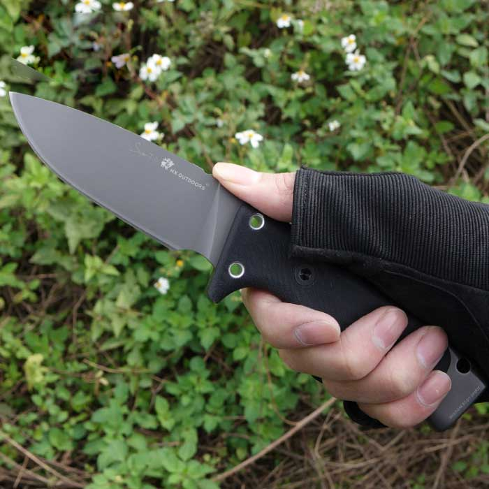 Outdoor Survival Knife Blade