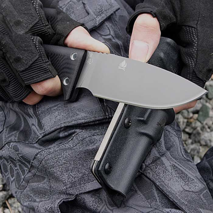Outdoor Survival Knife Sharp