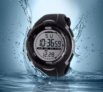 EDC Waterproof Watch