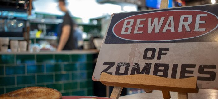 The Greatest Zombie Survival Quiz